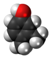 3,4-Xylenol-3D-spacefill.png
