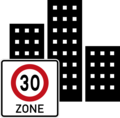 30 kmh speed limit in cities icon.png