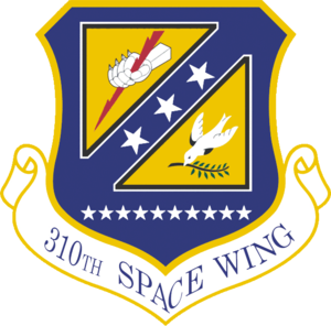 310th Space Wing - Image: 310th Space Wing