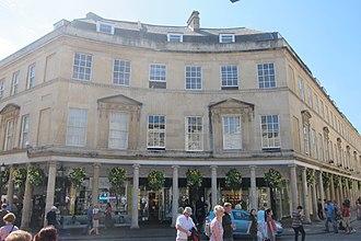 Stall Street, Bath - Image: 35 and 36, Stall Street, Bath
