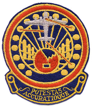 379th Expeditionary Operations Group - Emblem of the 379th Bombardment Group