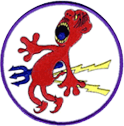 384th Fighter Squadron - World War II - Emblem.png
