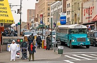 The Hub, Bronx - East 149th Street and Third Avenue