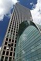 45 Bank Street with 40 Bank Street skyscraper in London, spring 2013 (1).JPG