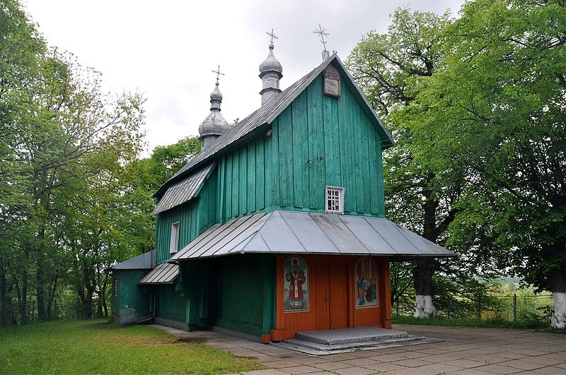 Файл:46-230-0033 Stankivtsi Wooden Church RB.jpg