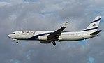 4X-EKC Boeing B737-856-W B738 ELY (36865285740).jpg