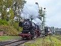 52 8154-8, Germany, Saxony-Anhalt, depot Lutherstadt Wittenberg (Trainpix 148282).jpg