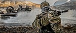 539 Assault Squadron performing a beach assault MOD 45159541.jpg