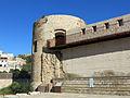 565 Torre del Célio, al barri de Remolins (Tortosa), des de la pl. Menahem Ben Saruq.JPG