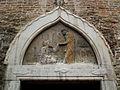 6560 - Venezia - Pietro Lombardo (attr.), S. Marco guarisce S. Aniano -1478- - Scoleta dei calegheri - Foto Giovanni Dall'Orto, 8-Aug-2004.jpg