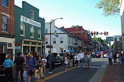 Leesburg Historic District (Leesburg, Virginia)