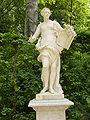 8003.Calliope (Muse des heroischen Gesanges u.Heldendichtung-1752)Musenrondell-Sanssouci Steffen Heilfort.JPG
