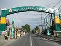 9575San Rafael welcome arch Tambubong bridge 11.jpg