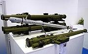 9K338 Igla-S (NATO-Code - SA-24 Grinch)