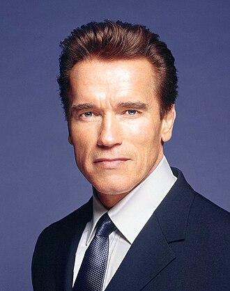 California gubernatorial recall election - Image: A. Schwarzenegger