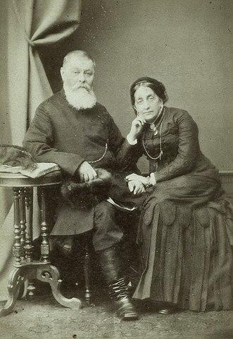 Супруги Карамзины