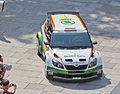 ADAC Rallye Deutschland 2013 - Fahrerpräsentation auf dem Roncalliplatz-4637.jpg