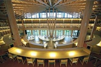 Akita International University - AIU's Library