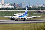 ANA Wings, B737-500, JA8596 (21739459378).jpg