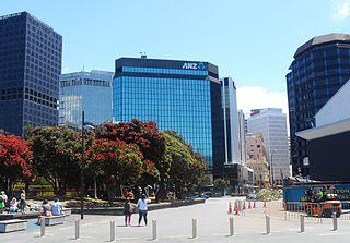 ANZ Bank New Zealand company