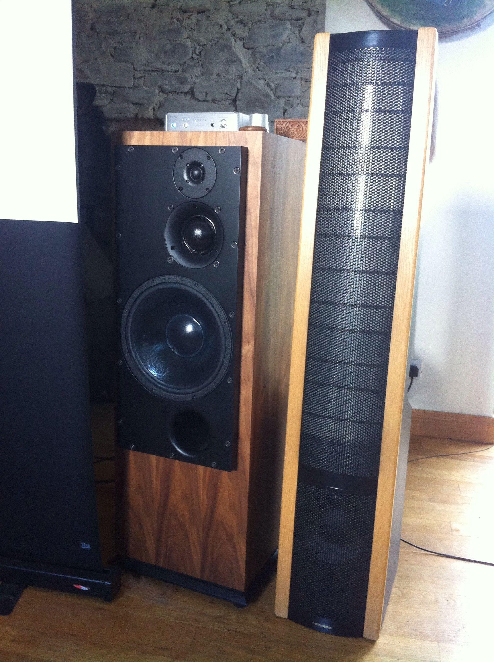 Audiophile Speakers Small Room