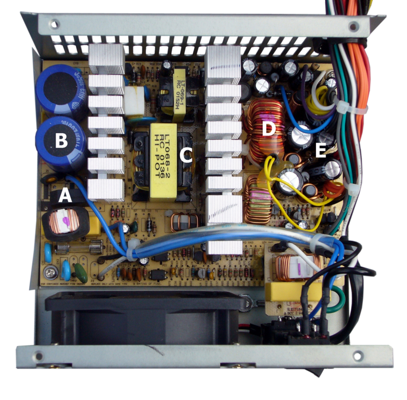 Switched Mode Power Supplies (SMPS)