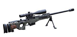 Bolt action Type of firearm mechanism