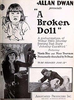 <i>A Broken Doll</i> 1921 film by Allan Dwan