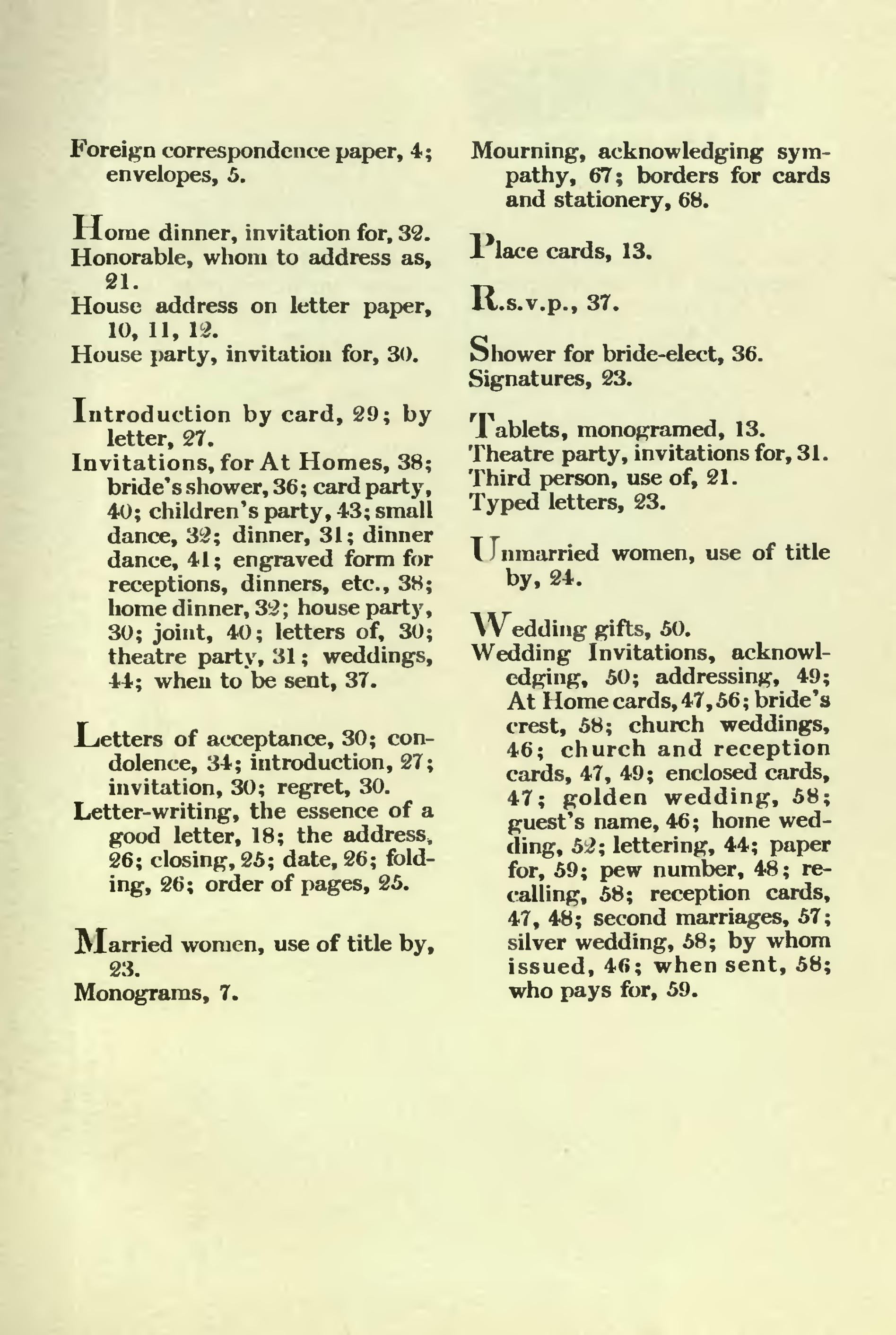 Page A Desk Book On The Etiquette Of Social Stationary Djvu
