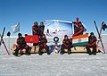 A Group photograph of the Indian Army Ski Expedition to South Pole.jpg