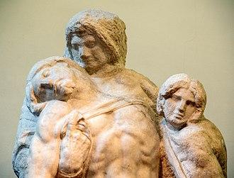 Galleria dell'Accademia - The Pietà in the Accademia