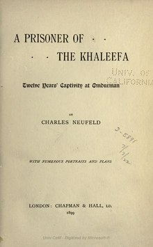 A Prisoner of the Khaleefa.djvu