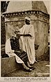 A Saharan barber shaving a man's head. Reproduction of a pho Wellcome V0019815EL.jpg