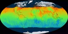 Fichier:A Year of Global Carbon Dioxide Measurements.webm