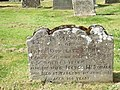 A centenarian's tombstone - geograph.org.uk - 446173.jpg