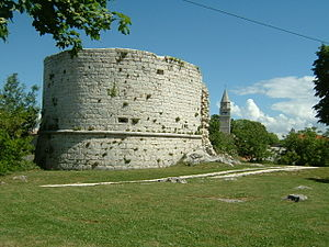 Gračišće - Defence tower