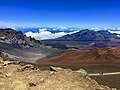 A view of crater in Haleakala National Park.jpg