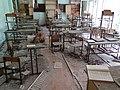 Abandoned Schoolhouse - Pripyat Ghost Town - Chernobyl Exclusion Zone - Northern Ukraine - 06 (26825511820).jpg