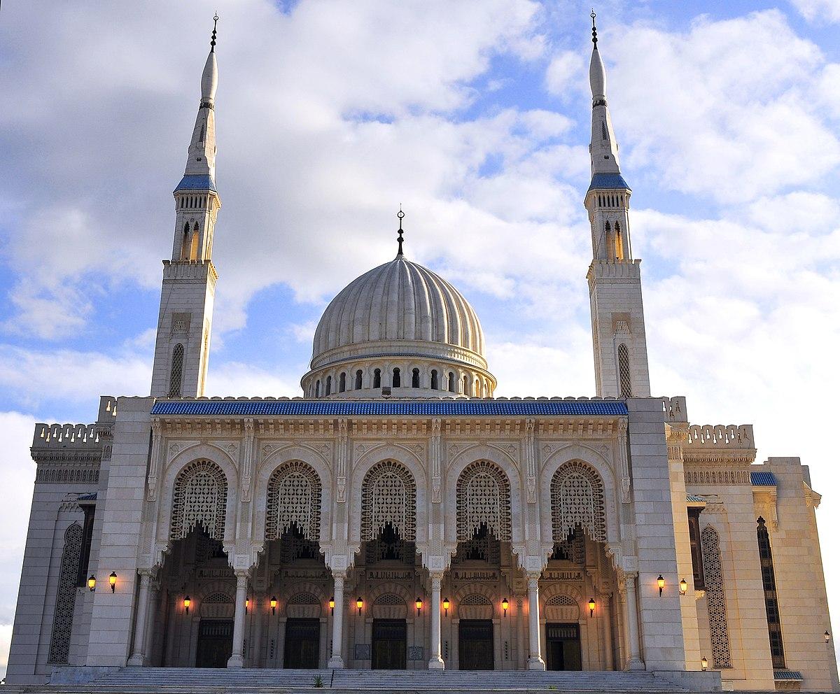 Emir Abdelkader Mosque Wikipedia