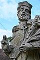 Abda, Nepomuki Szent János-szobor 2021 14.jpg