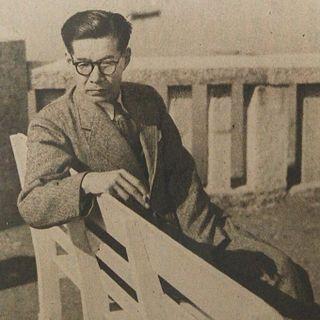 Tomoji Abe Japanese novelist, social critic, humanist and translator