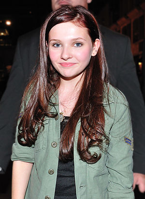 Abigail Breslin at a party during the 2010 Tor...