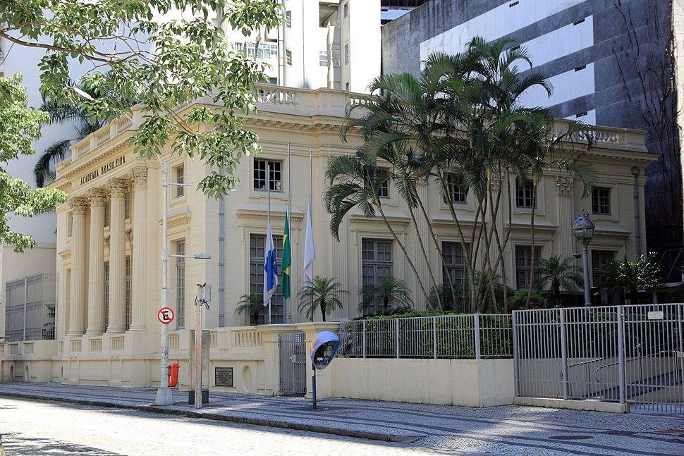 Academia Brasileira de Letras 01