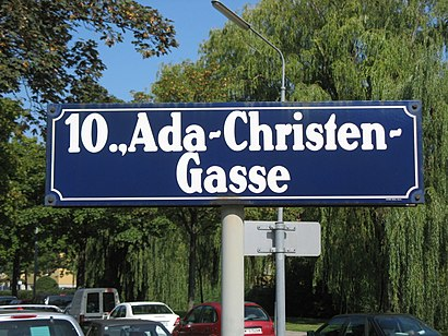 How To Get To Ada Christen Gasse In 10 Favoriten By Bus Subway Or