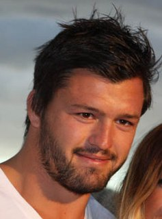 Adam Ashley-Cooper Australian rugby union player