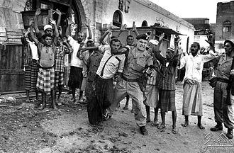 Aden Emergency - Aden in 1965