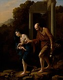 Adriaen van der Werff - The Flight into Egypt - 209 - Mauritshuis.jpg