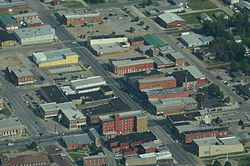 Aerial View Of Chanute 2017
