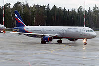VP-BWO - A321 - Yamal Airlines