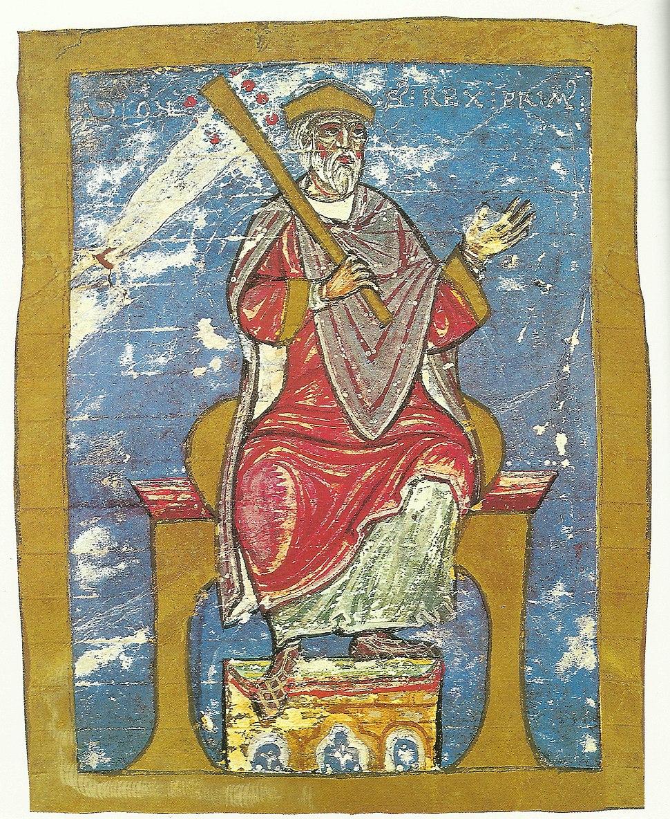Afonso II o Casto, de Oviedo (Tumbo A), r